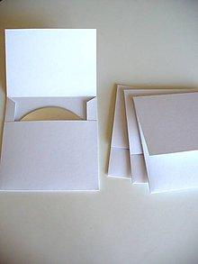 Papiernictvo - obal snehobiely - 6852886_