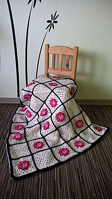 """Textil - Deka """"Rozkvitnutá lúka"""" - 6850023_"""