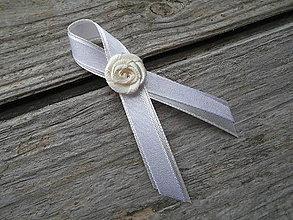 Pierka - Bielo krémove pierká - 6851660_