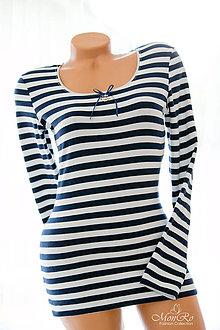 Tričká - Dámske tričko dlhý rukáv - 6853195_