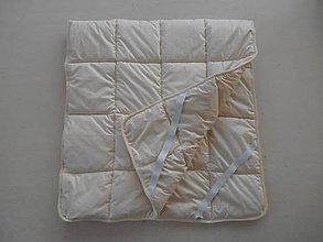 Úžitkový textil - THERMO podložka na matrac 100% MERINO - 6853902_