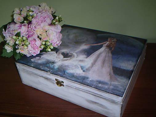 Krabička Pre nevestu...