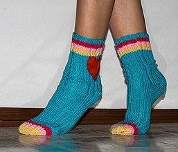 Obuv - Ponožky 14 - 6855475_