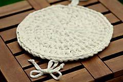 Úžitkový textil - ...podsedák na stoličku s uväzovaním - 6854063_