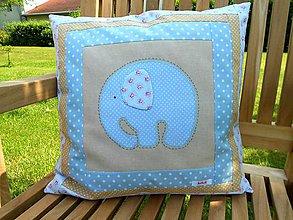 Úžitkový textil - ... a girl or a boy?,  baby návlečka na vankúš - 6854715_