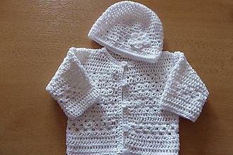 Detské súpravy - detská súprava LUSY II biela - 6857028_