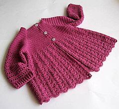 Detské oblečenie - Tenký letný svetrík 100% bambus - 6858052_