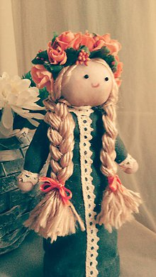 Bábiky - Hájnikova žena. - 6861459_