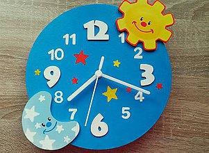 Hodiny - nástenné hodiny - 6860733_