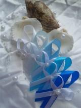 svadobné pierka ,,modra lagúna ,,