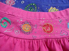 Detské oblečenie - dievčenská suknička- VÝPREDAJ - 6862051_