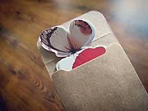 Papiernictvo - Záložky do zápisníka alebo knihy - 6862200_