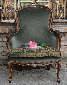 Nábytok - Kreslo Golden Royal - 6865022_