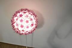 Svietidlá a sviečky - Rozálka - 6866020_