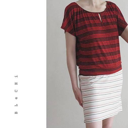 Šaty/Dlouhé triko