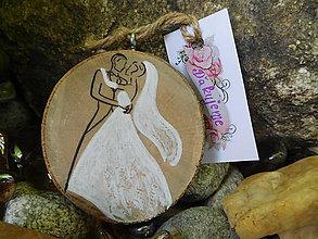 Darčeky pre svadobčanov - darček pre svadobných hostí 2 - 6867565_