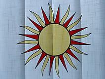 Dekorácie - Slnko - 6868598_