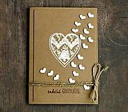 - Country natur blahoželanie k svadbe,promócii,sviatku - 6867182_