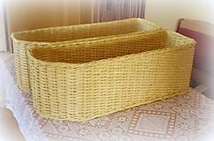 Košíky - Košík rohový - 6869712_