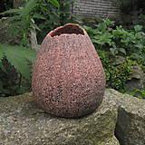 Nádoby - Dekorativní keramická i - 6871491_
