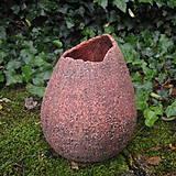 Nádoby - Dekorativní keramická i - 6871494_