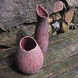 Nádoby - Dekorativní keramická i - 6871498_