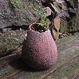 Nádoby - Dekorativní keramická i - 6871501_