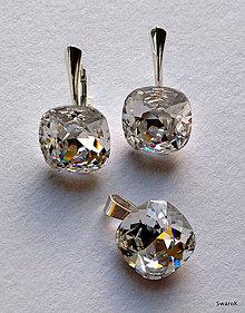 Sady šperkov - Swarovski set - 6872567_