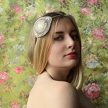 Ozdoby do vlasov - Diadème de Mariage n.6 - 6871515_
