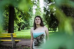 Tielka - SALE - Dámske horské tielko Končistá / beige - 6871392_