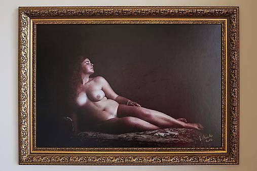 Umelecká fotografia akt