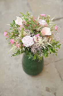 Kytice pre nevestu - Kvety nehy - 6877660_