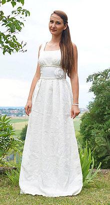 Šaty - To jsou svatební II ... princeznovské svadobné šaty - 6877413_