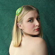 Ozdoby do vlasov - Brocade Headband n.3 - 6875585_