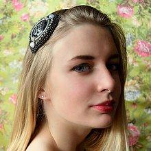 Ozdoby do vlasov - Vintage Headband n.7 - 6875619_