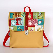 Detské tašky - Detský batôžtek (Colors) - 6875003_