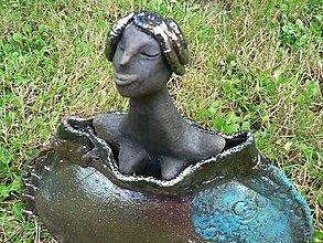 Socha - Keramika, Exotická - 6876013_