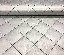 Textil - Italia (karo 002 strieborná) - 6875250_