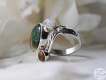 Prstene - Ethereal Desert Flower - 6878656_