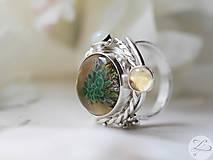 Prstene - Ethereal Desert Flower - 6878660_