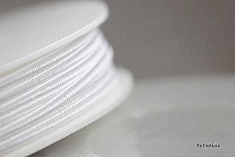 Galantéria - Sutaška biela CZ  /A1101 - 6880633_