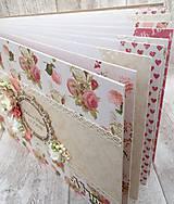 Papiernictvo - Svadobný fotoalbum - 6877886_
