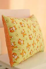 Textil - ...vankúš jeden prefíkaný... - 6884464_