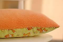 Textil - ...vankúš jeden prefíkaný... - 6884467_