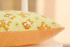 Textil - ...vankúš jeden prefíkaný... - 6884505_