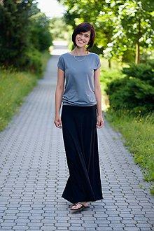 Tričká - Voľné tričko s krátkym rukávom - 6883191_