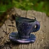 Nádoby - Celý vesmír - šálka na kávu - 6885238_