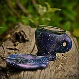 Nádoby - Celý vesmír - šálka na kávu - 6885239_