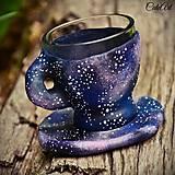 Nádoby - Celý vesmír - šálka na kávu - 6885240_