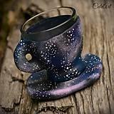 Nádoby - Celý vesmír - šálka na kávu - 6885241_